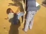 فلقة تأديبية لمتسلسلة عبر الحدود الإفريقية