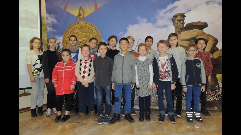 Выставка Бессмертный Сталинград, Кишинев, 2017 , Песня
