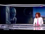Милен Фармер о фильме ужасов  «Страна призраков» для  TF1