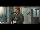 Ed Sheeran covers Justin Biebers Love Yourself  (Live)  - KISS Presents Эд Ширан -лав юселф