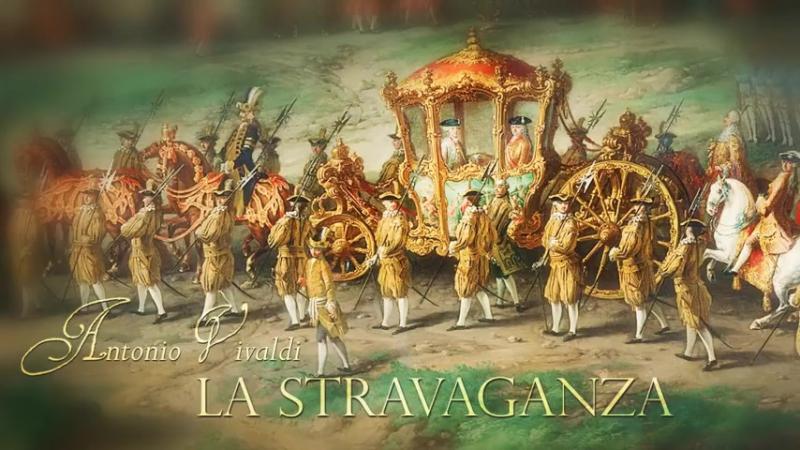 A. Vivaldi «La Stravaganza» 12 Violin Concertos Op.4 [LArte dellArco]