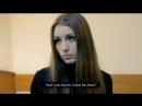 Русская девушка Маша завалила кастинг Вудмана! (+18)