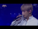 2017 KBS가요대축제 Music Festival 방탄소년단 Intro 봄날 Intro Spring Day BTS 201712