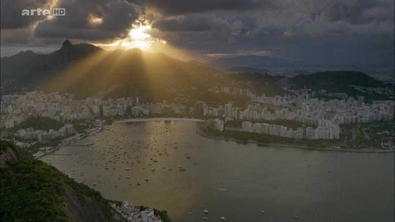 Brésil: Le grand bond en arrière (Brasil: O grande salto para trás) (documentário) (TV ARTE) (2017) (Alemanha / França)