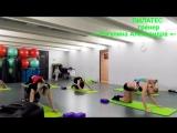 Пилатес, здоровая спина.фитнес клуб фит студио Кострома  рабочий проспект 78