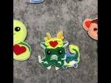 милые животные мультфильм Железный На Нашивки для одежды детей DIY Вышивка патч аппликация Костюмы Наклейки декоративные Значки