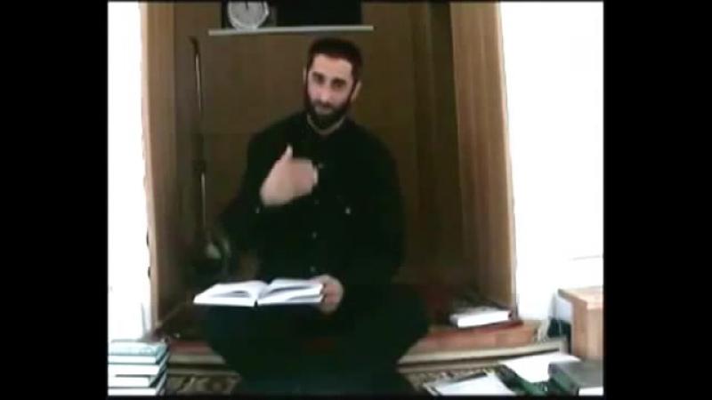 Мухьаммад Т1оах1ир Албаков Вирд дакхар 2009 год