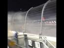 Сокрушительная авария на гонках NASCAR