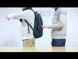Рюкзак Бобби с функцией