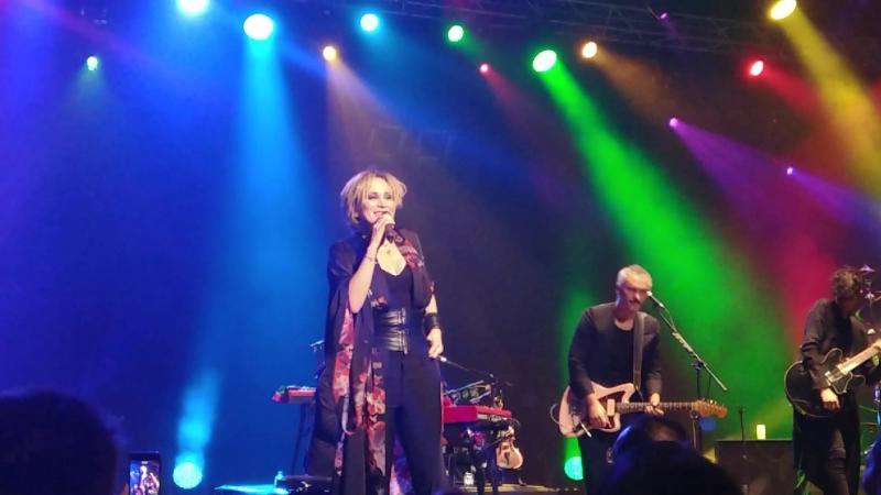 Patricia Kaas - Mademoiselle Chante Le Blues 21/11/2017 Санкт-Петербург