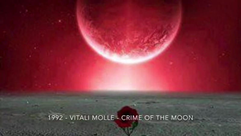 1992 - Vitali Molle - Crime Of The Moon