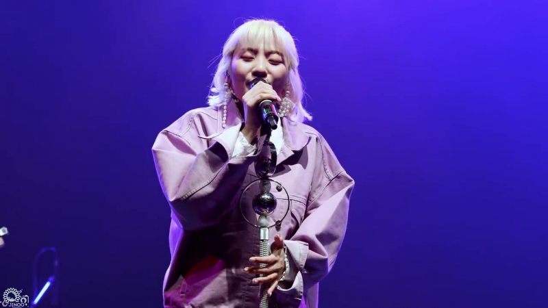 [FANCAM] 171208 Bolbbalgan4 (볼빨간 사춘기) - You And I From The Beginning (처음부터 너와 나) @ Hyundai Department Store Special Stage