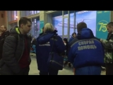 Аэропорт Орска после крушения Ан-148