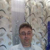 Анкета Валерий Чупров