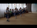 Танец Каролинки в дет саду на празднике осени