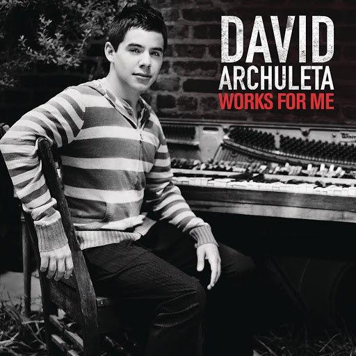 David Archuleta альбом Works For Me