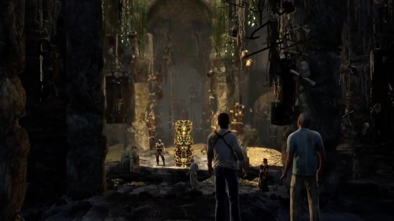 Uncharted Official 10 Years Trailer
