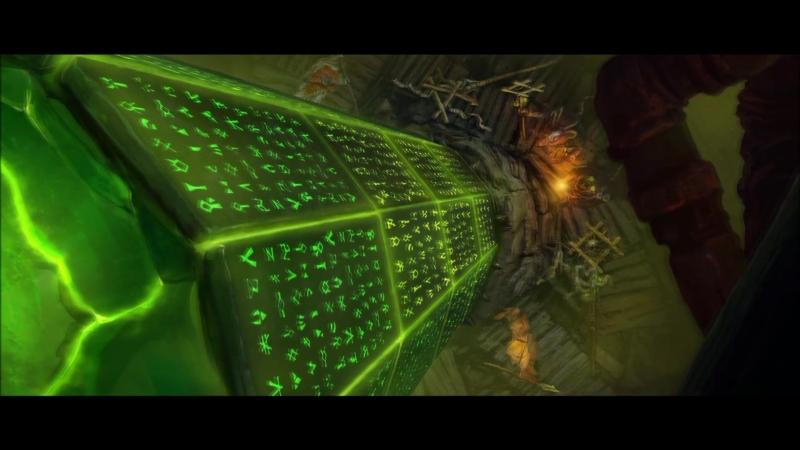 Бэк Warhammer:Fantasy Battles Отвратительные крысолюди и весь их мерзкий род . Вступление