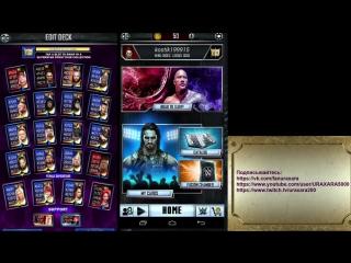 WWE Supercard The Rock RTG, New tier, Summerslam, TBG