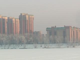 В Красноярске частично засыпят Абаканскую протоку, чтобы построить школу