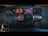 Offlane Death Prophet  Calibrating on 3k mmr player