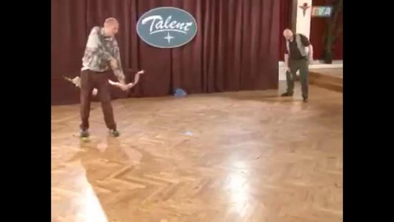 Кастинг клоунов (братья непрофессионалы из Киева)