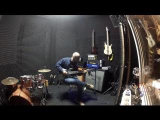 ESP LTD VB-400 clean sound