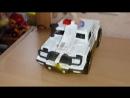 350руб Автомобиль Полесье Патрульный защитник