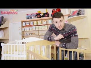 Кроватки для новорожденных. Как выбрать детскую кроватку. Обзор от karapuzov.com.ua