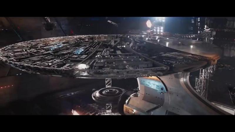Звездный Путь - эволюция звездолетов класса Конституция (Энтерпрайз) (1966-2018)