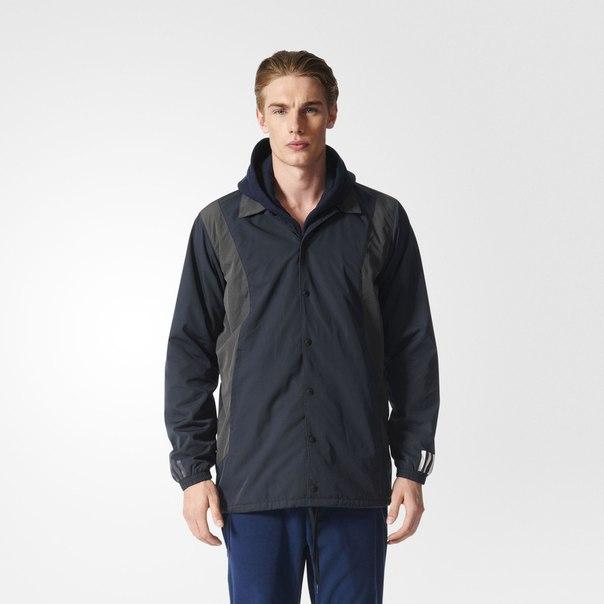 Удлиненная куртка White Mountaineering Bench