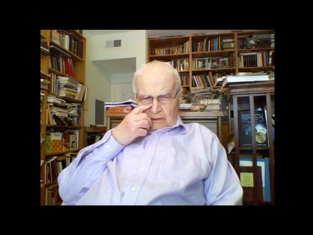 Вяч Вс Иванов Отличие древнего человека от современного РАШ 2016 лекция третья часть 2