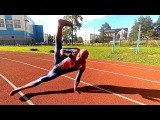 Spider-Man Parkour, BreakDance, Tricking & Street Workout in real Life