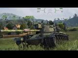 Лучший бой M48 Patton в полной жопе! 3 отметки на стволе,Мастер Вытащит ли он бой