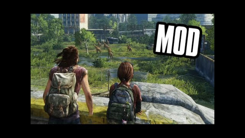 Tess and Ellie's Journey (The Last of Us Mod)