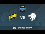 Na'Vi vs North - ESL Pro League S6 EU - de_overpass yXo, Enkanis
