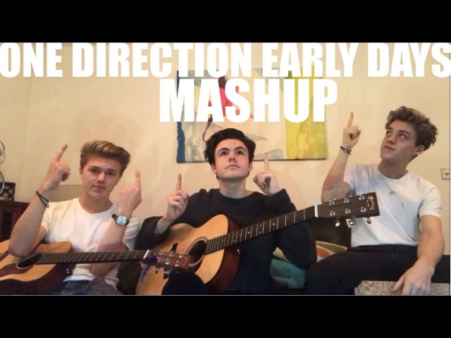 One Direction Early Days Mashup (Cover by New Hope Club)