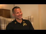 Ryan Giggs On Gareth Barry Breaking The Premier League Appearance Record