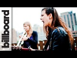 Of Monsters and Men Perform 'King And Lionheart'  Billboard Tastemakers Session
