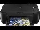 Canon MP280 Принтер не печатает или печатает полосами. Как самостоятельно продлить с ...