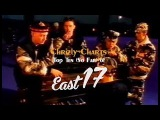 Chrizly-Charts TOP 10 Retro Best Of East 17 - YouTube