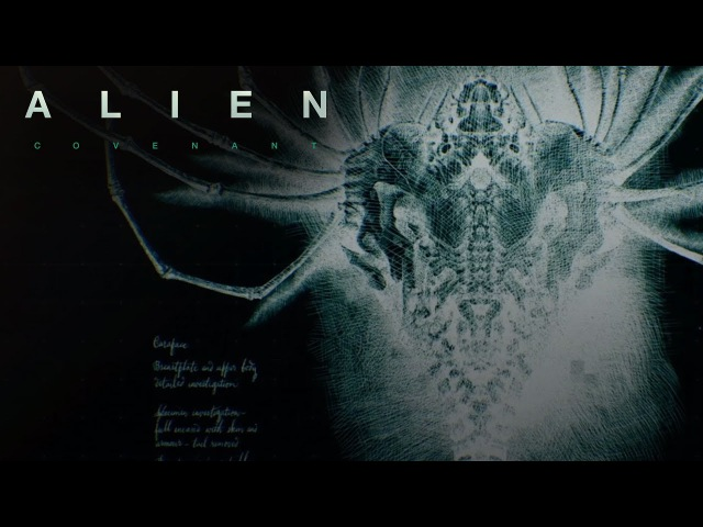 Alien: Covenant | The Secrets of David's Lab: Such Beautiful Creatures | 20th Century FOX