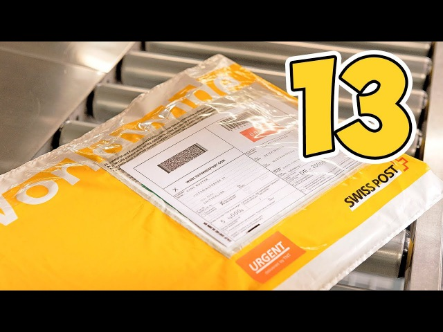 Большая распаковка кучи посылок из китая! 13 КРУТЫХ товаров с BANGGOOD! конкурс!
