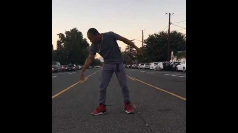 FIK SHUN TRAINING FREE STYLE DANCE
