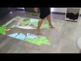 Interactive Jungle Animals - User Submitted Lumo Play Interactive Floor Video
