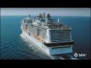 MSC Meraviglia Ship visit