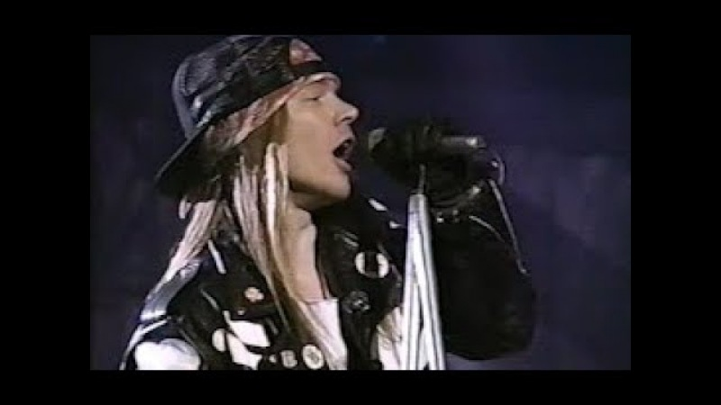 Rolling Stones Guns N' Roses [60FPS] - 1989-12-17 - Convention Center, Atlantic City