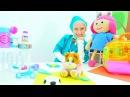Çizgi film oyuncak Smarta ile veteriner oyunu izle 🐱! Kız çocukvideoları ve oyunları