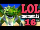 Dota WTF LOL Moments 16 patch 7.07