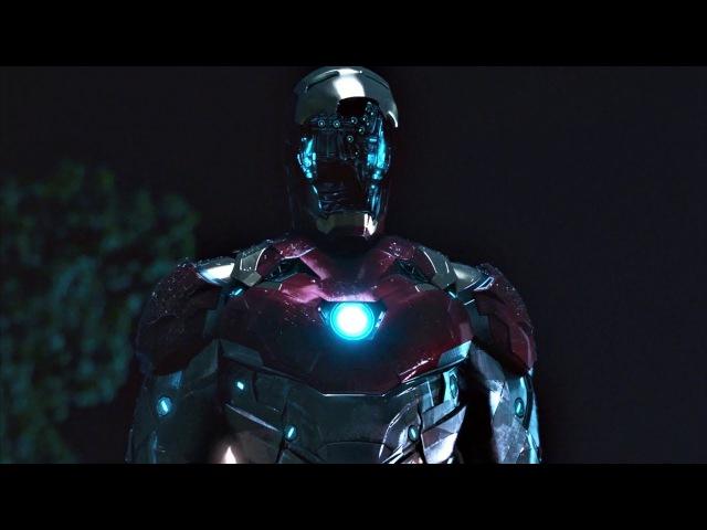 Тони Старк спасает Питера Паркера. Питер срывает сделку. Часть 2. Человек-паук: Возвращение домой